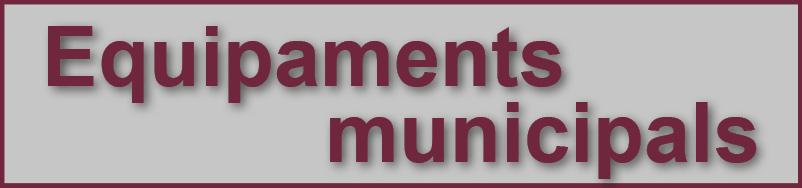 Equipaments municipals