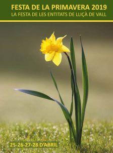 Portada Festa de la Primavera