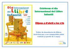 Cartell Dia Internacional del Llibre Infantil